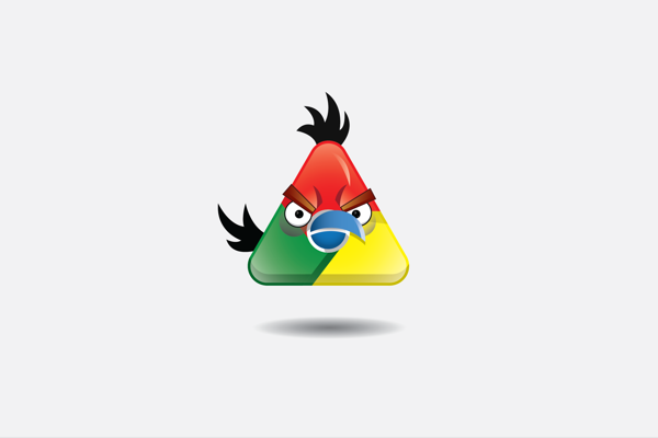logo de marques chrome