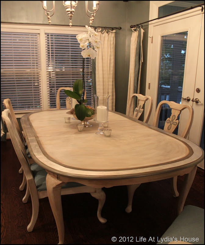 painted dining table 7