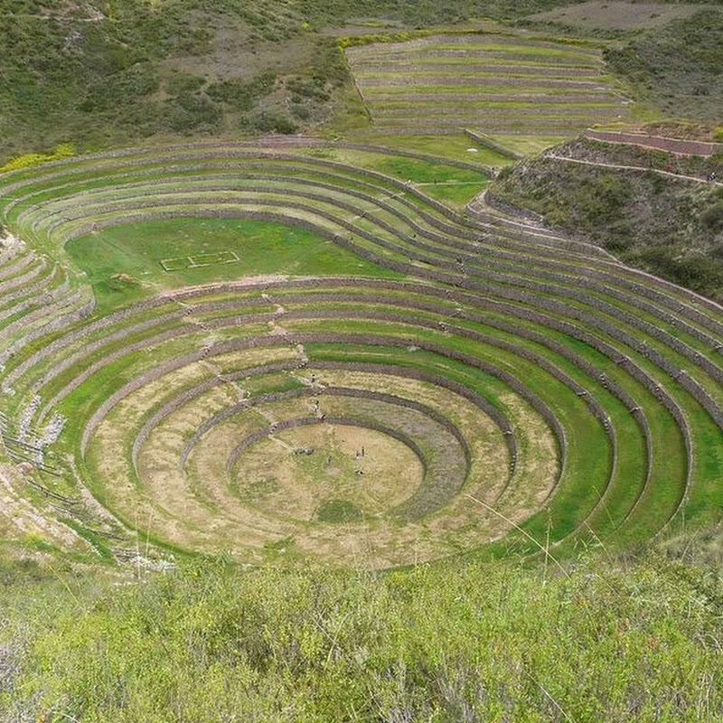 The Mysterious Moray Agricultural Terraces of the Incas