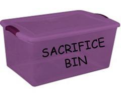 Sacrifice Bin