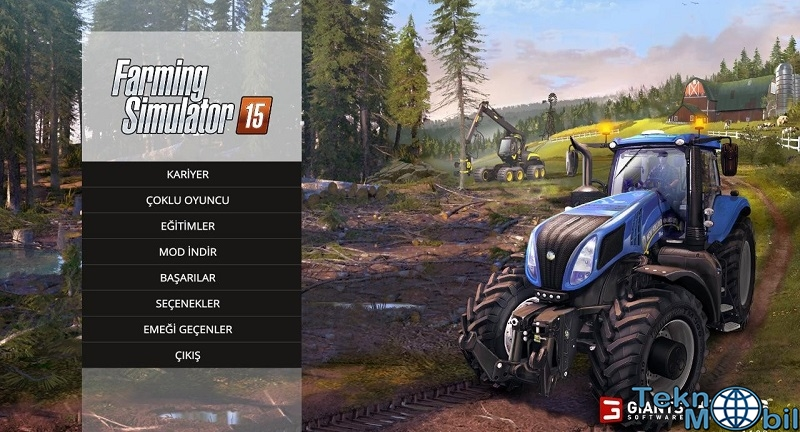 Farming Simulator 2015 Full