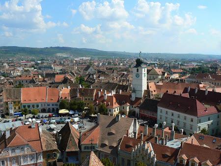 2. Sibiu din catedrala.JPG