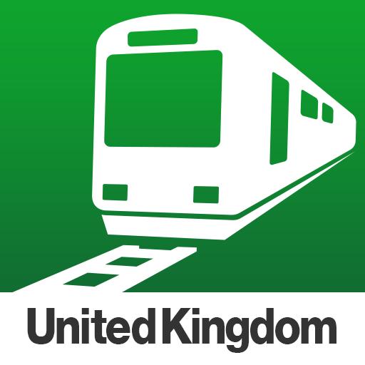 Transit ロンドン UK by NAVITIME 交通運輸 App LOGO-硬是要APP