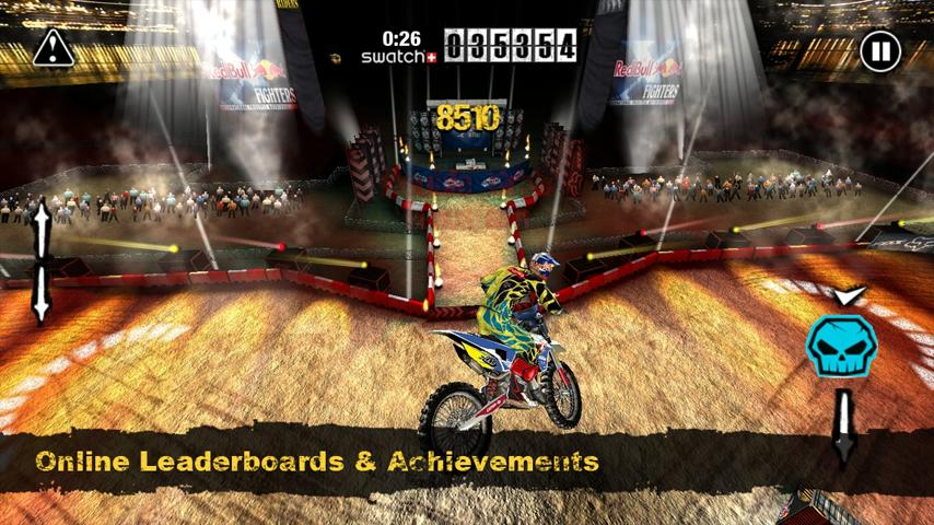 RED BULL X-FIGHTERS - screenshot