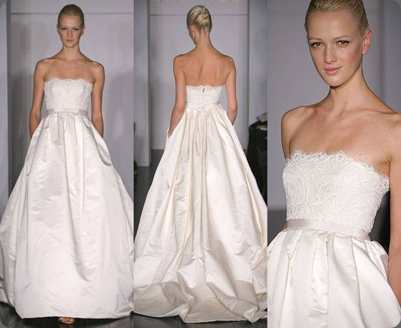 wedding dress ella amsale