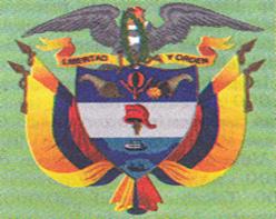 imagen del escudo de colombia