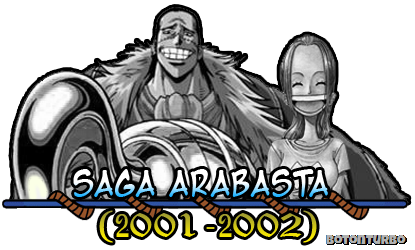 One Piece - Saga Arabasta