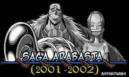 One Piece - Saga Arabasta