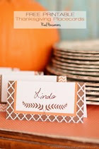 Real House Moms - Placecards