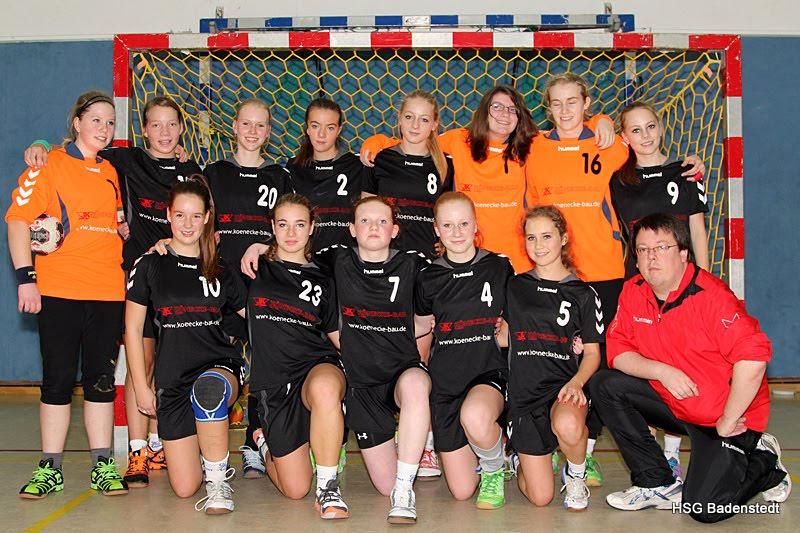 Weibliche C1-Jugend 2013/2014