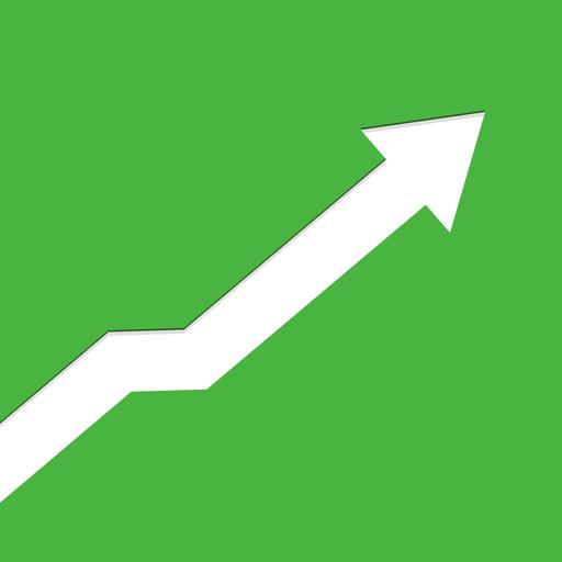 二元期權賺錢 財經 App LOGO-硬是要APP