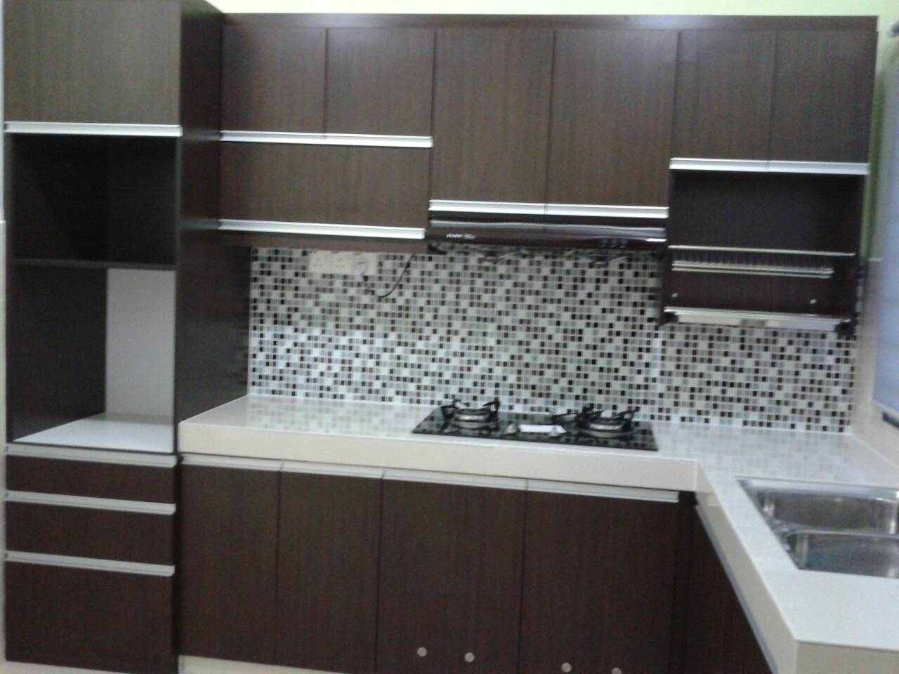 20170906 192307 Siap Sudah Kabinet Dapur Rumahku