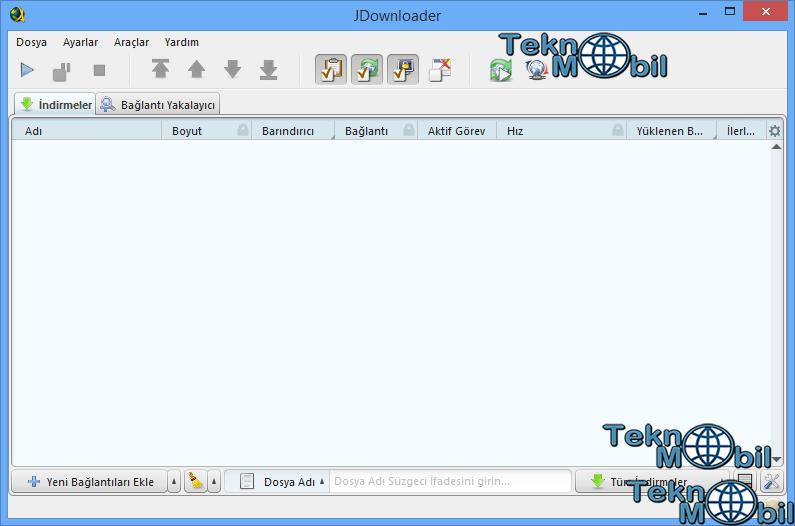 JDownloader v2.0 İndir Türkçe