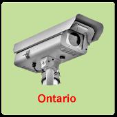 Ontario Traffic Cameras