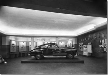 Pontiac 1947 a venda