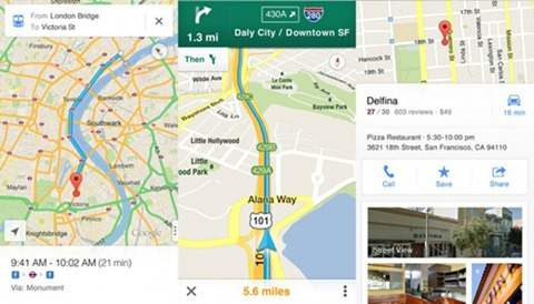 El posible regreso de Google Maps regresa a iOS