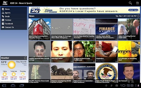KSEE 24 for Tablet - screenshot thumbnail