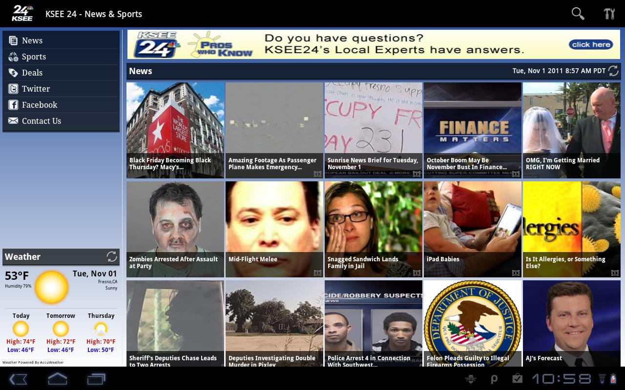 KSEE 24 for Tablet - screenshot