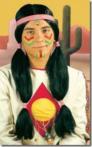 maquillaje de indio apache (8)