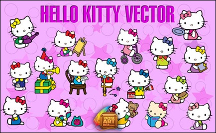 hello-kitty-vectors