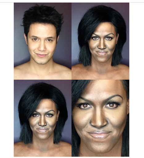 PHOTOS: Dad Transforms Himself Into Celebrities Using Makeup And Wigs 23