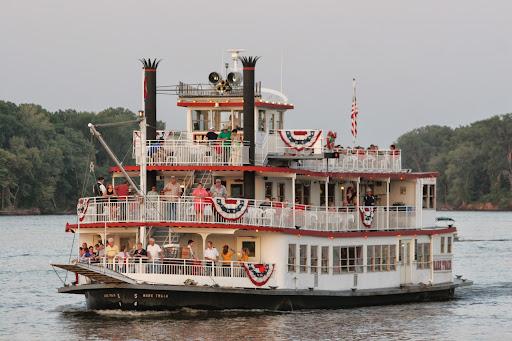 Mark Twain Riverboat In Missouri Visitmo Com