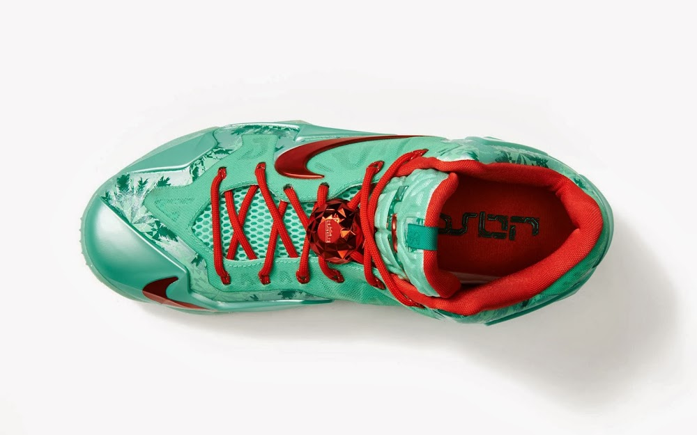43bc3534462 ... Release Reminder Nike LeBron 11 Christmas Pack ...