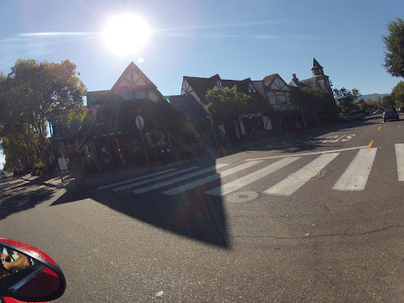 Oraselul danezilor - Solvang