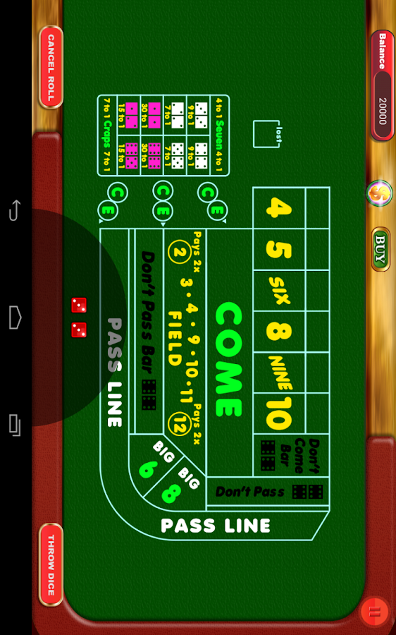 Easiest craps strategy
