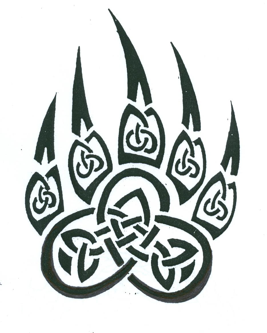 Top Celtic Wiccan Symbols Images for Pinterest Tattoos