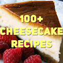 100+ Cheesecake Recipes icon