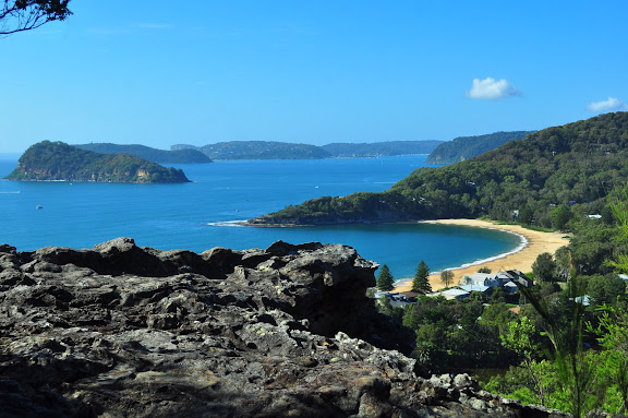 Pearl Beach (New South Wales, Australie), 21 novembre 2010. Photo : Barbara Kedzierski