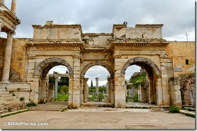 Ephesus Gate of Mazaeus and Mithridates, tb041405300