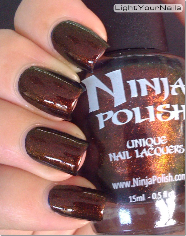 Ninja Polish 100% Colombian