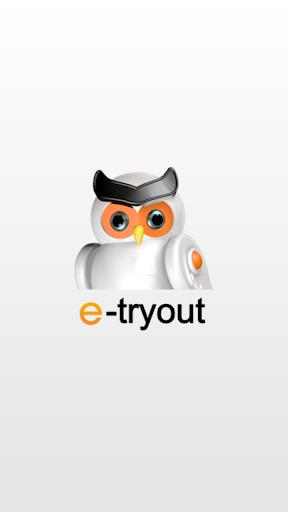 e-Tryout