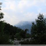 Aussicht vom Campingplatz