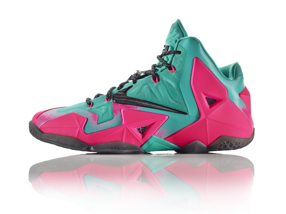 Preview of NIKEiD LeBron XI Forging Iron Personalization ...