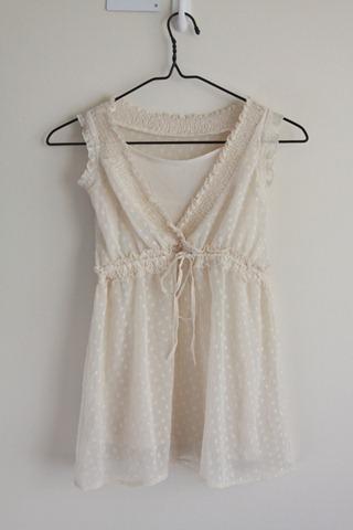 Top to Dress Refashion (13)