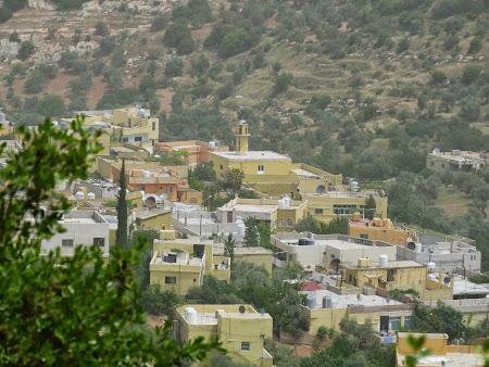 Obiective turistice Iordania: Satul Ajloun