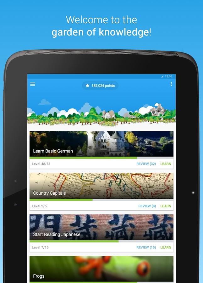 Memrise: Free, Fun, Learning - screenshot
