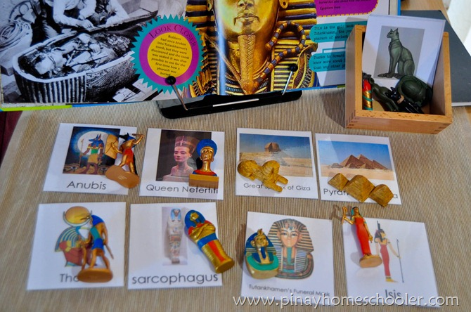 Africa Continent Ancient Egypt Study