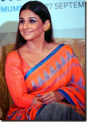 Vidya Balan Latest Hot Photos in Saree, Vidya Balan Hot Saree Photos