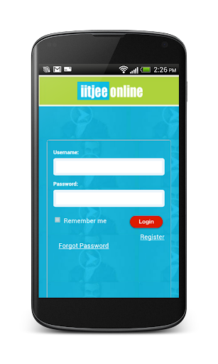 IITJEE Entrance Guide App