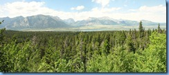 1499 Alberta Hwy 6 South - Waterton Lakes National Park Stitch