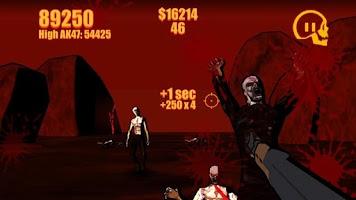 Screenshot of Dead Grind Zombies
