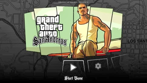 Descargar GTA San Andreas para iPhone | iPad