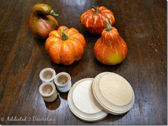 Miniature Pumpkin Topiaries Addicted 2 Decorating 174