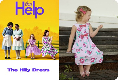Hilly Dress Sitting