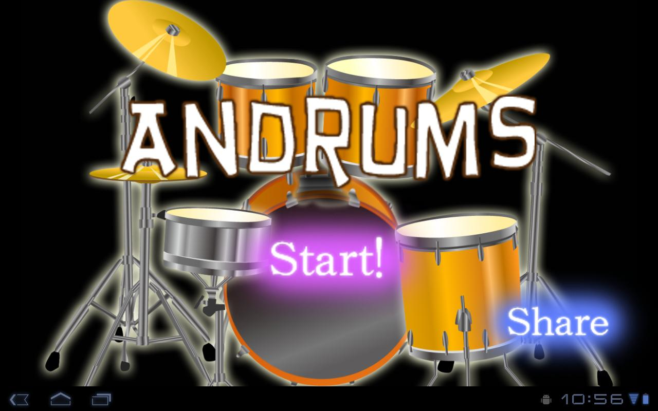 Andrums for Tablet - screenshot