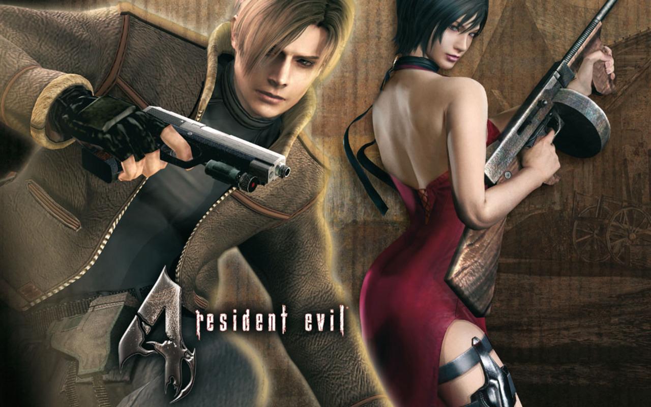 resident evil 4 [2] - thumbgal